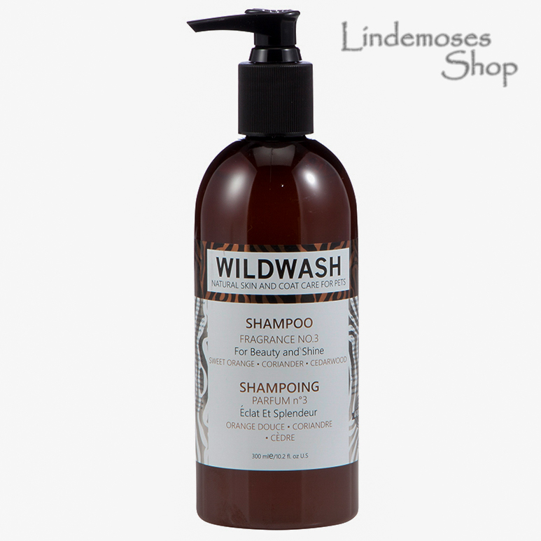 WildWash Shampoo Duft nr. 3